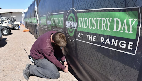 Industry Day at the Range, now in its 15th year in Boulder City, has grown into a huge pre-SHOT event with a full array of products.