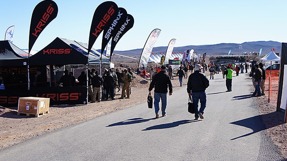 Want To Exhibit At 2016 SHOT Range Day? Better Hurry