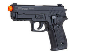 United States Coast Guard to Train With Sig Air Pro Force P229 Airsoft Pistol