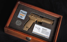 How to Win a Limited Edition SIG SAUER Commemorative M17