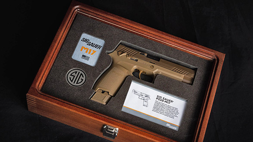 How to Win a Limited Edition SIG SAUER…   Shooting Sports