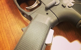 FAXON Develops AR-15 'Backstrap Safety'