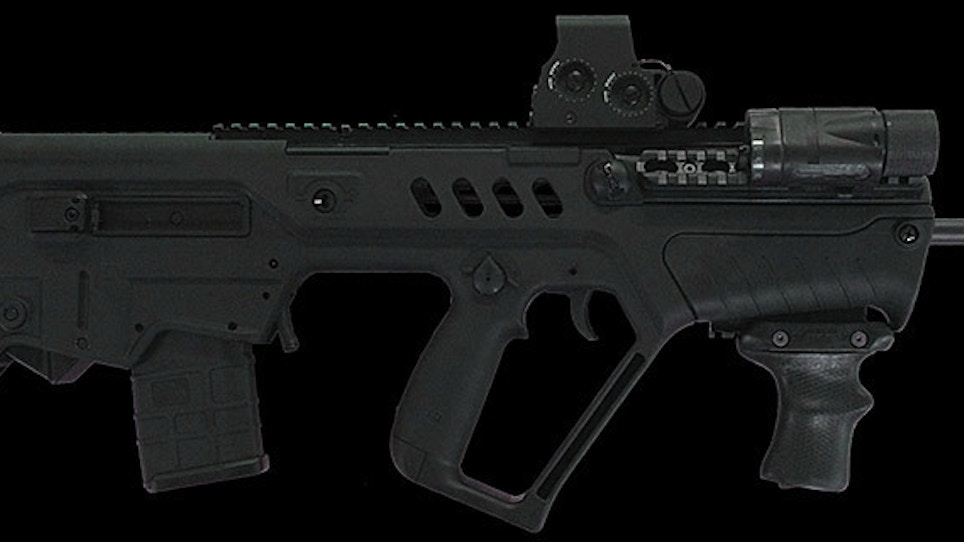 American Built Arms T*Grip for Tavor SAR