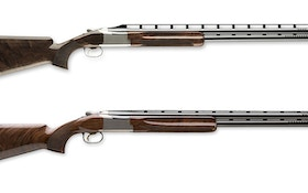 Browning's New Citori 725 Trap And Skeet Shotguns