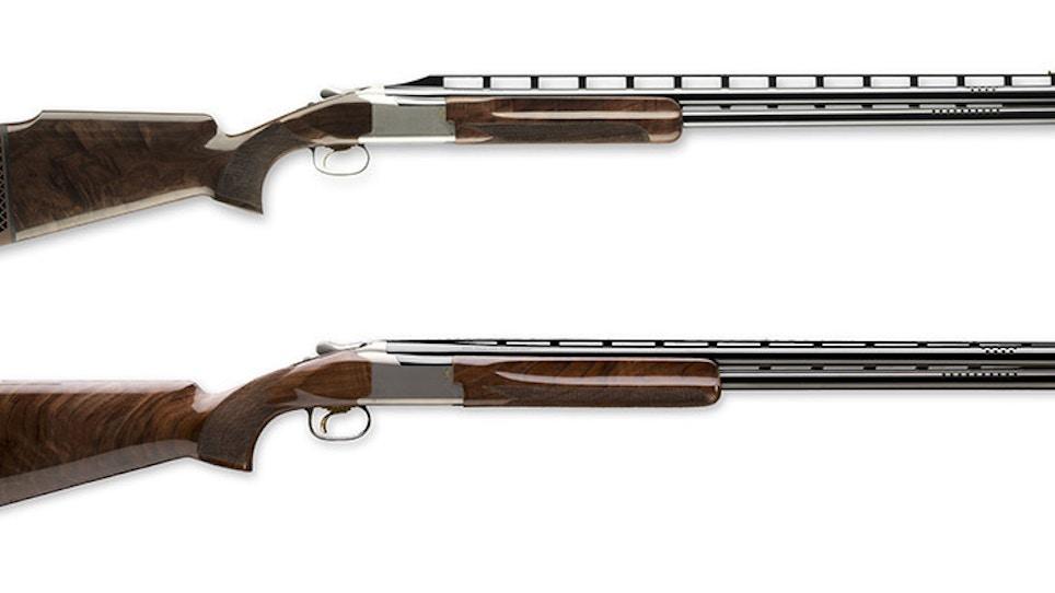Browning's New Citori 725 Trap And Skeet Shotguns