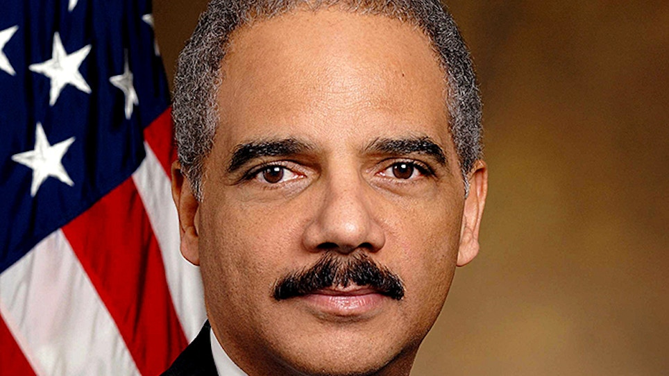 BREAKING: Attorney General Eric Holder To Resign