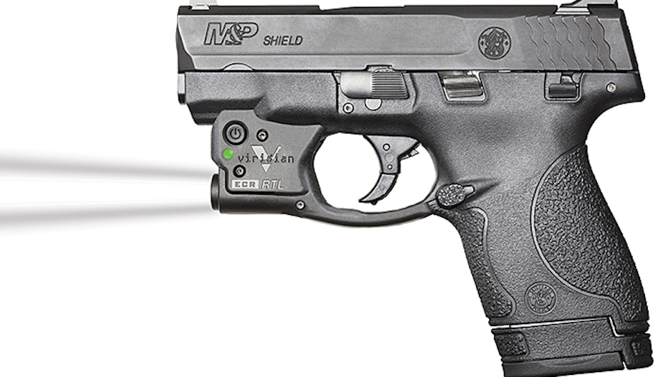 Viridian Taclight For S&W Shield
