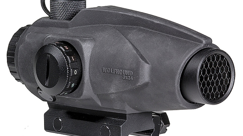 Sightmark Wolfhound Prismatic Weapon Sight