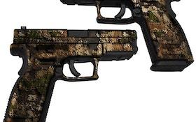 Gunskins Teams With Valdyr Camouflage