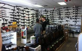 Death Of A Gun Store Salesman