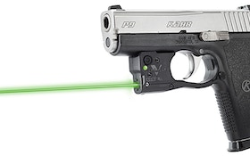 Viridian Green Laser For Kahr 9 and 40 Pistols