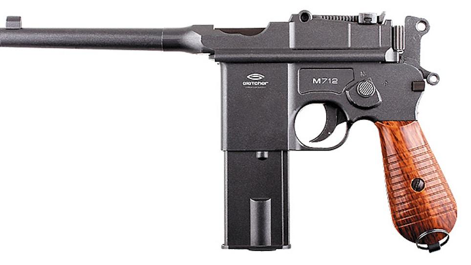 Gletcher Precision Offers High-End Air Guns