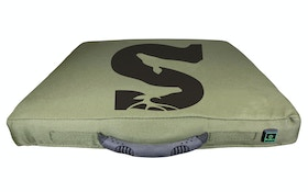 Summit Heated Seat : Stay warm and comfortable on stand