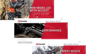 Savage Arms Launches New Enhanced Website