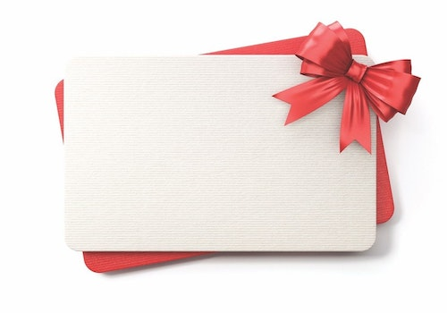 You do offer gift cards, right?