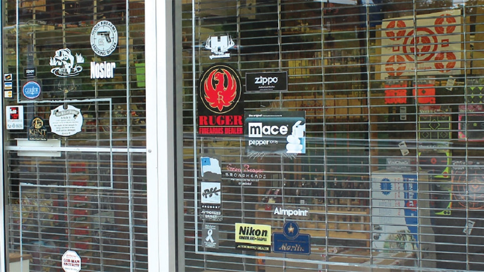 Top 5 Security Tips For Glass-Front Retailers