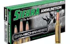 Sierra Introduces 6.5 Creedmoor GameChanger