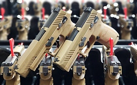 Sig Sauer Delivers 100,000th M17 / M18 Handgun to U.S. Military