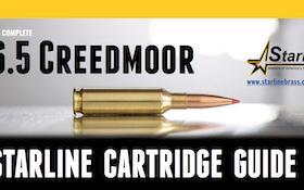 Starline Releases Free 6.5 Creedmoor Cartridge Guide