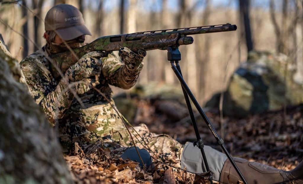 Swagger Stalker QD42 Shooting Sticks