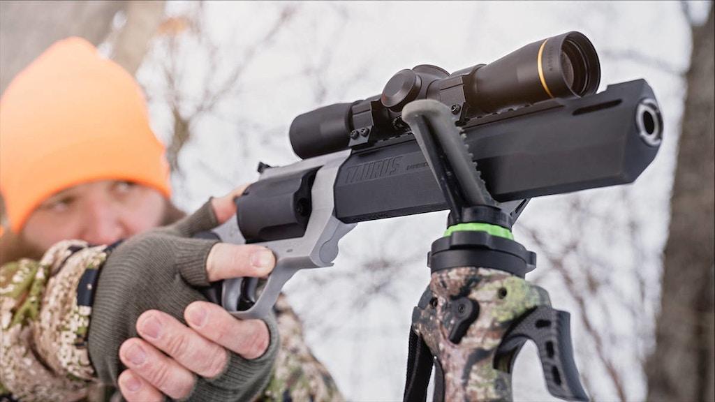 Review: Taurus Raging Hunter .460 S&W