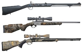 Three New Rifles Released By Traditions
