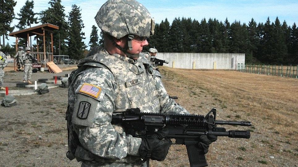 The History of U.S. Military Shotguns