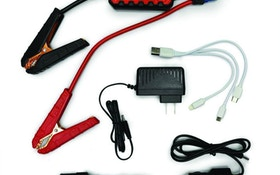 Uncharted Supply Zeus Flashlight/Portable Jump Starter