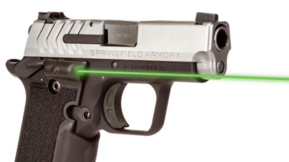 Viridian Grip Laser for Springfield Armory 911 Now Shipping