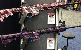 Smith & Wesson M&P15-22 ... In Color