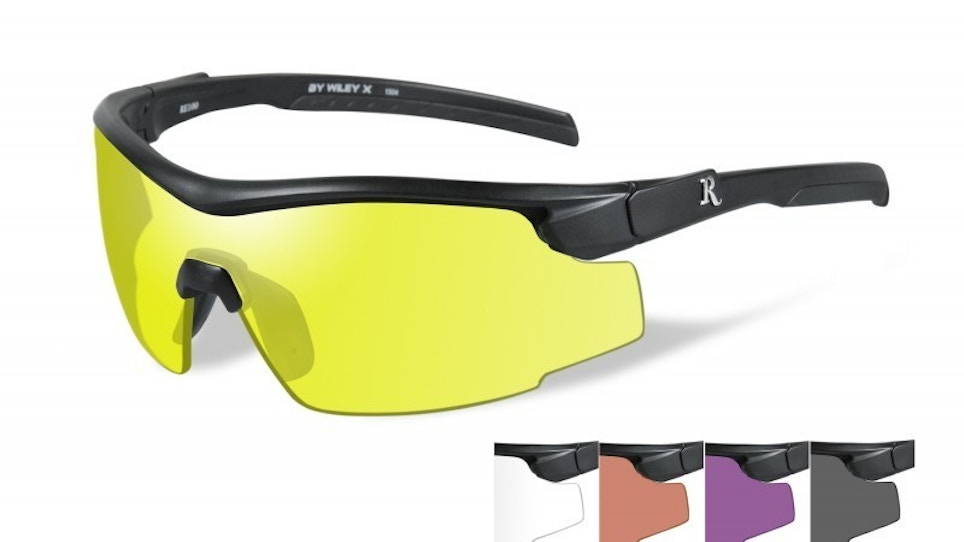 Wiley X Teams With Remington For Shooting Glasses Line