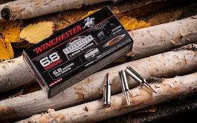 Winchester/Browning 6.8 Western Cartridge