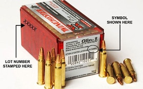 Winchester Issues Warning, Recall for Super-X 17 HMR 20 Grain JHP Rimfire Ammunition