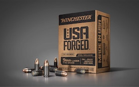 Winchester To Offer Steel-Cased Pistol Ammo