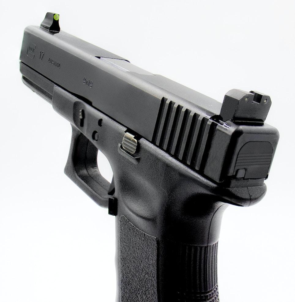 XS Sights R3D Suppressor-Height Glock Sights