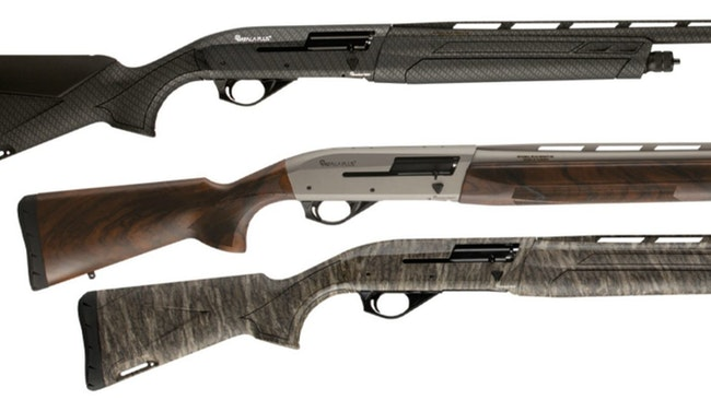 Zanders Sporting Goods Impala Plus Shotguns