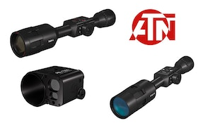 ATN announces three new optics series