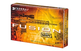Federal Now Offers Fusion MSR 300BLK for Deer Hunters