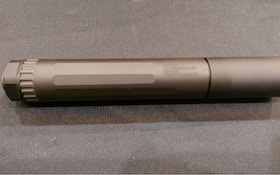 NASGW15: Dead Air Silencers New .45 Ghost