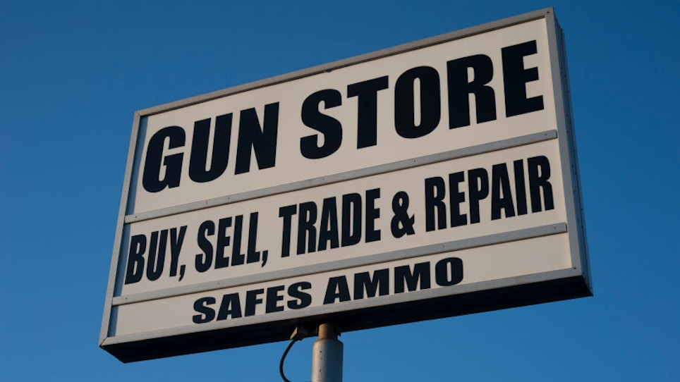 How To Be The Worst Gun Store Ever