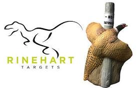 Rinehart Targets Releases 3-D Pheasant Archery Target