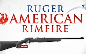 Ruger American Rimfire Line Adds Threaded Barrels