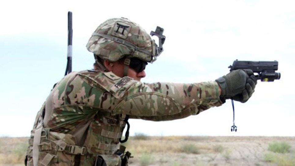 SIG Sauer Awarded U.S. Army Contract