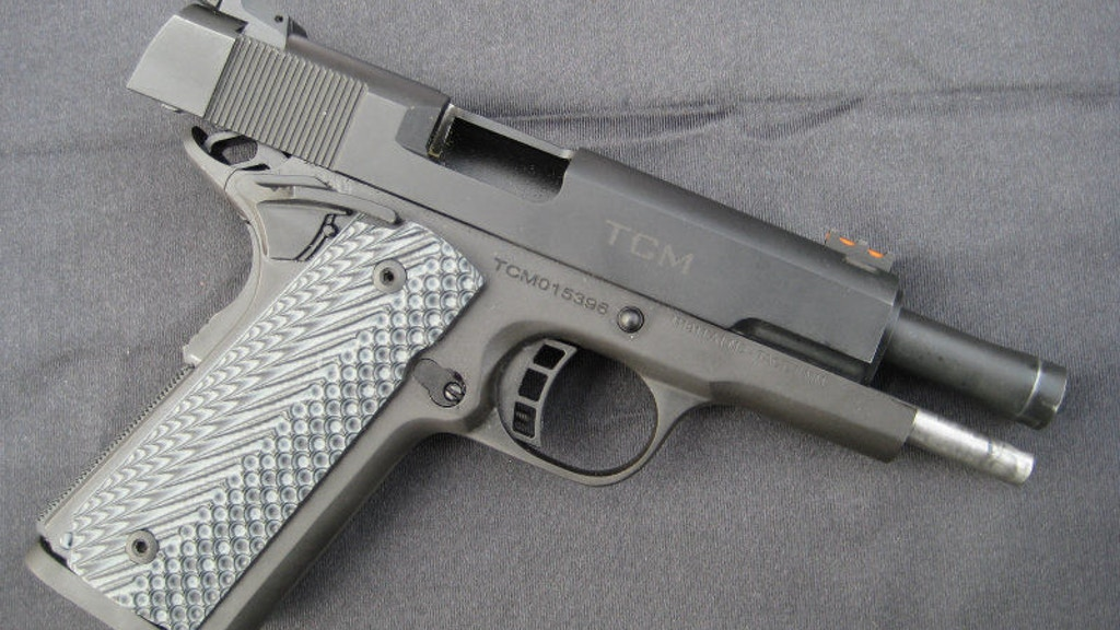 Retailer Tip: Take Good Gun Pics