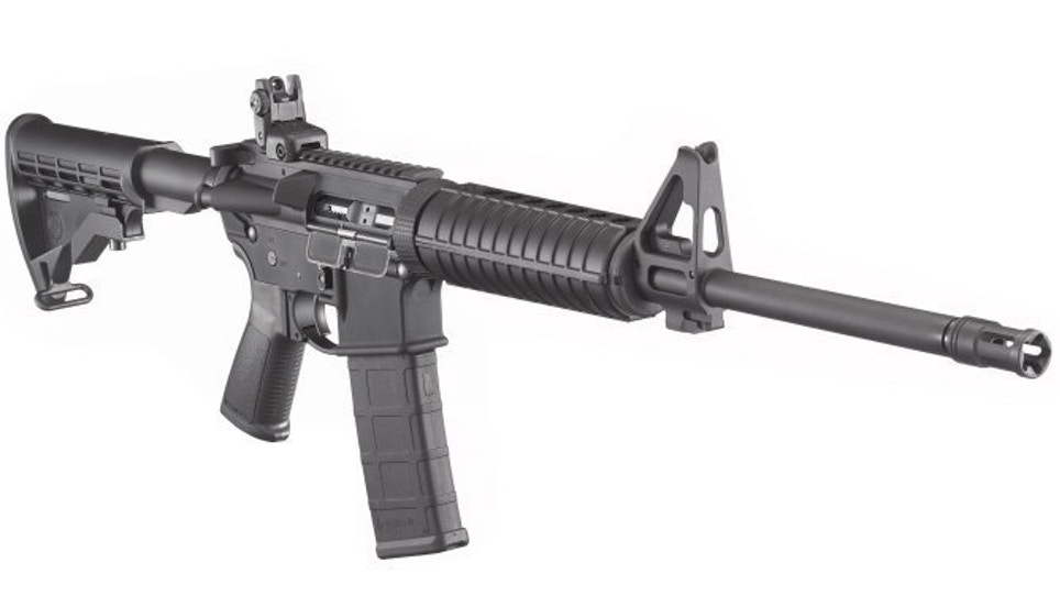 Ruger Introduces Budget AR