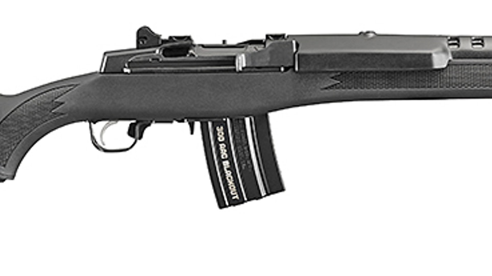 Awesomeness: Ruger Mini 14 In 300 Blackout