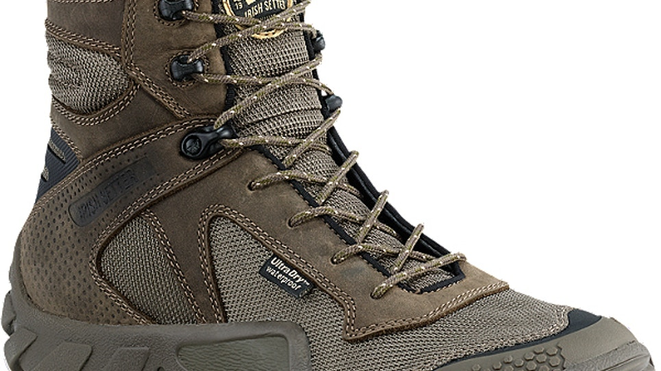 Take A Look At Irish Setter Vaprtrek Boots