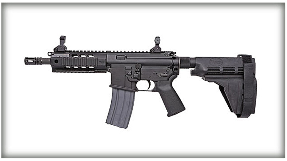 Could This Mean The End Of The Sig Brace For AR Pistols?
