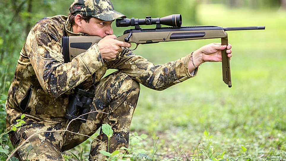 Steyr Scout Rifles Available in New Colors and at Lower Prices