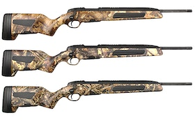 Limited Edition Camo Scouts from Steyr Arms